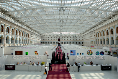6TH COSMOSCOW INTERNATIONAL CONTEMPORARY ART FAIR SUMS UP THE RESULTS