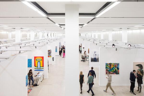 9-я Международная ярмарка современного искусства Cosmoscow с успехом прошла в Центральном Манеже