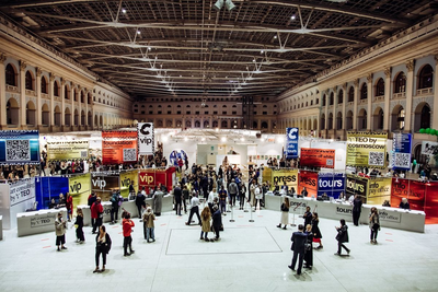 Cosmoscow Announces First Galleries at 2021 Fair