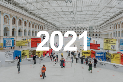 Cosmoscow International Contemporary Art Fair  announces dates and venue of the 2021 edition