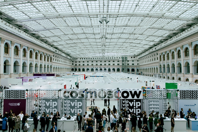 7TH COSMOSCOW INTERNATIONAL CONTEMPORARY ART FAIR